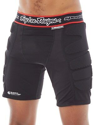 Shorts protettivi MX Troy Lee Designs LPS4600 - Hot Weather Nero