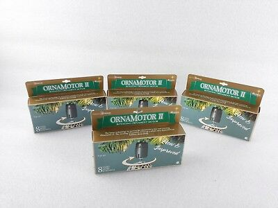 Ornamotor II Rotating Ornament Hook 8X Better Price is for Each Box of 3