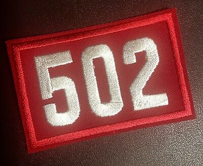 Boy Scout Patch Number 502