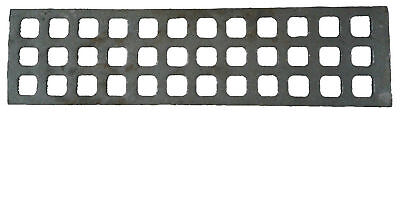 2 X Archway Long Fret , Archway Charcoal Grill Iron Cast Replacement ( 51 Cm)