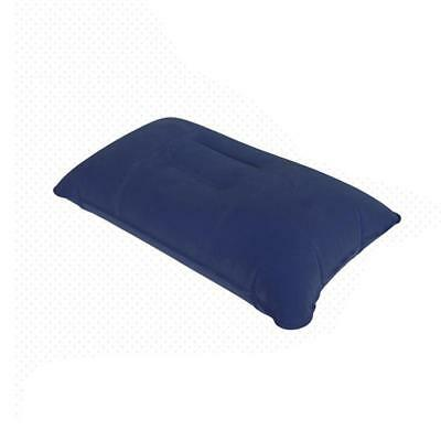 Inflatable Pillow Travel Air Cushion Beach Car Head Rest Support Pillow Supplies