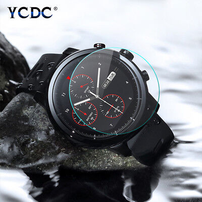 23-46mm Smart Watch Screen Protector For Garmin Samsung Casio Huami Ticwatch
