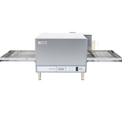 NEW LINCOLN FROM FACTORY 2501 CONVEYOR OVEN - FULL 1 Year WRNTY - *FREE SHIP*