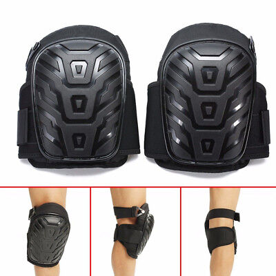 Heavy Duty Knee Pads Soft Gel Filled Kneepads Protectors Safety Work Wear