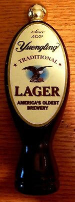 """YUENGLING TRADITIONAL LAGER Beer Tap Keg Handle 6"""""""