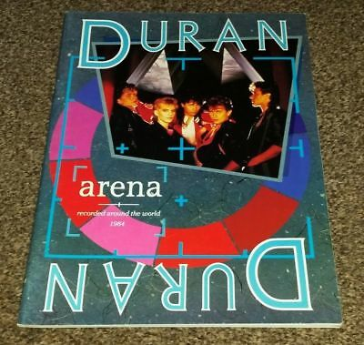 DURAN DURAN UK Issue Song And Sheet Music Book - Arena Album