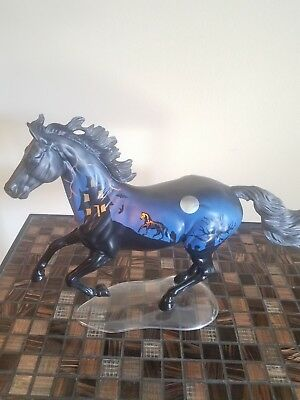 Twilight Terror Breyer Horse #710007 Halloween Light Up and Sound