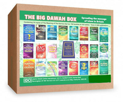 The IDCI Dawah Box 2018