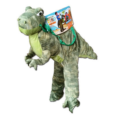 New Kids Dress Up Dinosaur Ride On Costume 3-7 Years