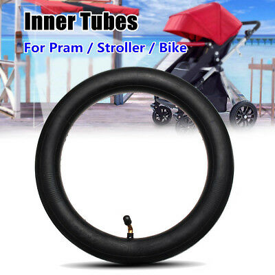 1PC Rubber Inner Tube Bent Schrader Valve Stem Stroller For Pram Kid Bike 2 Size