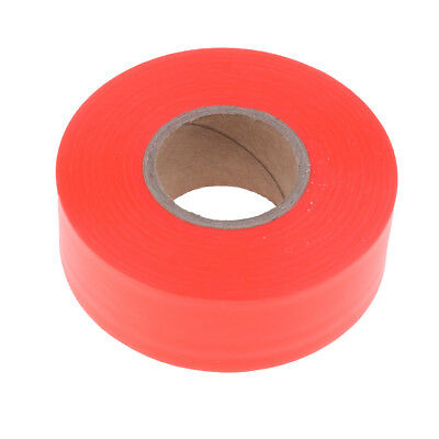 Outdoor Garden Tool Flagging Tape Trail Marking Safety Ribbon Camping