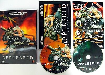 Manga DVD APPLESEED Edition Speciale 2x DVD - Masamune Shirow -Francais / French