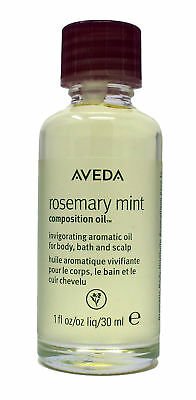 AVEDA Rosemary Mint Composition Oil 1 oz. Free Priority Shipping!!!