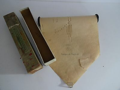 Antique Pianola/Piano Music Dance Roll-Meloto   -Fox-Trot
