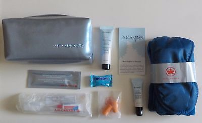 Air Canada Business Class Amenity/overnight Kit ~ New/unopened