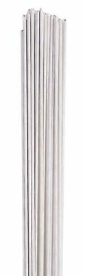 10 x 25 Hamilworth Sugarcraft Floristry Wires WHITE 16 Floral Cake Craft Flower