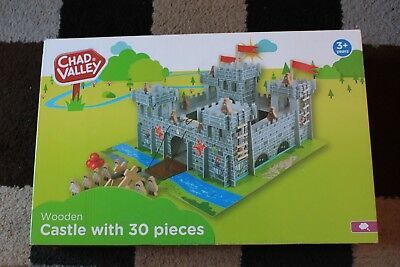 Chad Valley Mega Castle Playset Bn 500 Picclick Uk