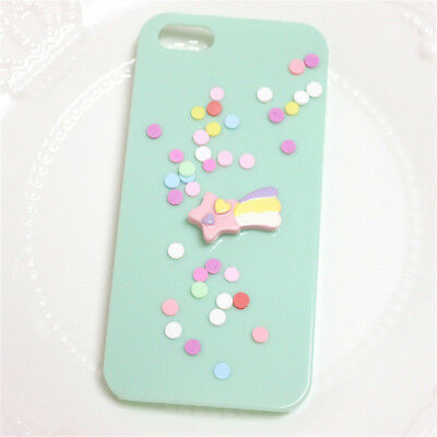 100g Simulation Creamy Sprinkles Phone Shell Decor Polymer Clay Fake Candy FO