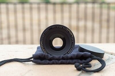 Fujifilm TCL-X100 Conversion Lens with B+W XS-Pro UV Haze MRC-Nano Filter