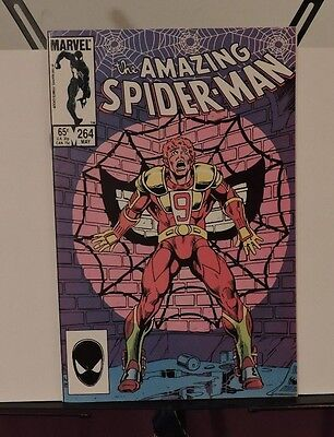 The Amazing Spider-Man #264 (May 1985, Marvel)