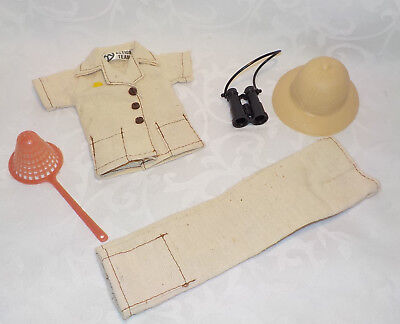 ♥♥  Action Team / Action Girl - Safari Outfit - 70er Jahre  ♥♥