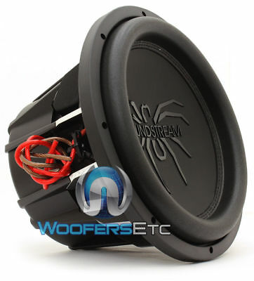 "Soundstream T5.122 12""tarantula 2000W Max Dual 2Ohm Subwoofer Bass Speaker New 4"