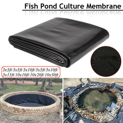 1.5mm HDPE Composite Geomembrane Pool Landscaping Fish Pond Liner Membrane
