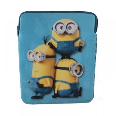 "Minions para Despicable Me Manzana ipad mini 8"" Tableta Zip Estuche Bolso Capa"