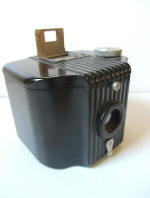 "Vintage BAKELITE FILM KODAK CAMERA ""Baby Brownie"" - Incomplete - Good Condition"