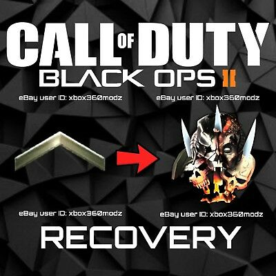 Call of Duty Black Ops 2 Remote Recovery   Unlock All - Xbox 360 & Xbox One