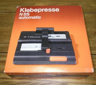 Agfa Klebepresse N 8S Automatic Splicer - Classification Of Scenes - Ex Conditio