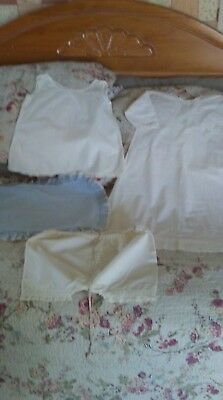 antique& vintage baby clothing lot
