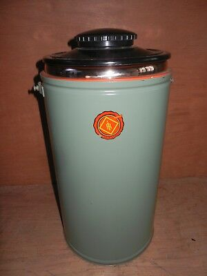 DDR Thermosbehaelter 50cm Thermo behaelter Isoliergefaess Eiskuebel  Thermos D