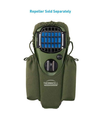Thermacell holster with clip for MR300 Midge & Mosquito Repeller