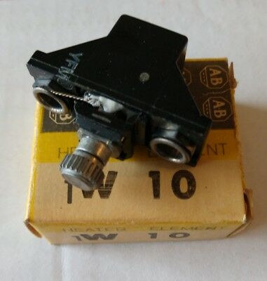 New Allen-Bradley W10 Thermal Overload Relay Heater Element  NIB