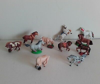 COLLECTION OF PUPPY IN MY POCKET PONIES 1990s