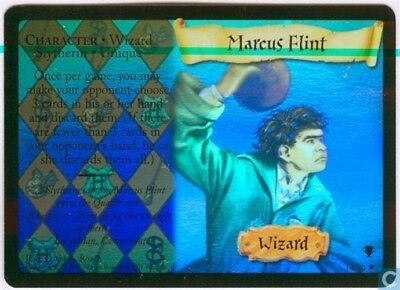 Harry Potter Quidditch Cup Holo Card *Marcus Flint* TCG CCG