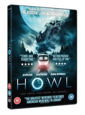 Howl DVD *NEW & SEALED*, FAST UK DISPATCH!