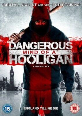 Dangerous Mind of a Hooligan DVD *NEW & SEALED*