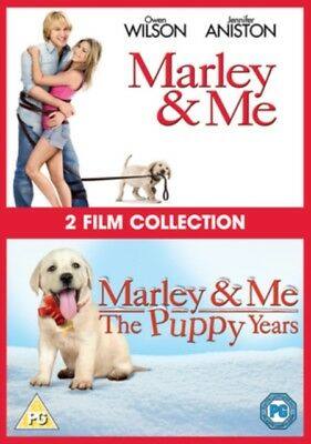 Marley And Me 1 & 2 DVD *NEW & SEALED*, FAST UK DISPATCH!