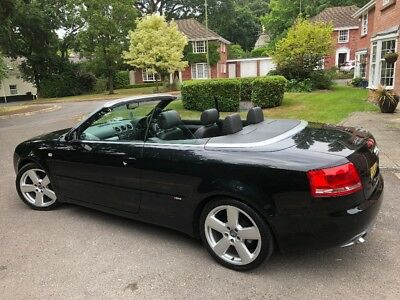 Audi A4 Convertible/Cabriolet S Line 2008 2.0 diesel - Ringwood
