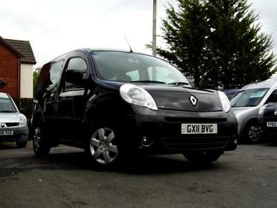 Renault Kangoo wav auto automatic wheelchair accessible vehicle disabled access