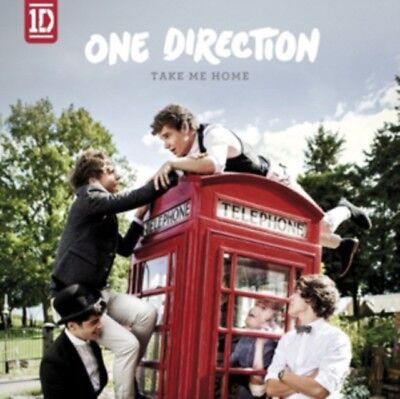 One Direction Take Me Home CD *NEW & SEALED*, FAST UK DISPATCH!