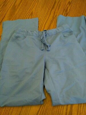 Greys anatomy scrub pants size small!! EUC!! Ceil blue