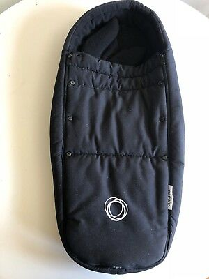 Bugaboo Bee 3 Cocoon - Black. rarely used and in excellent condition.