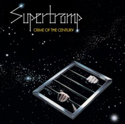 SUPERTRAMP - Crime Of The Century CD *NEW & SEALED*