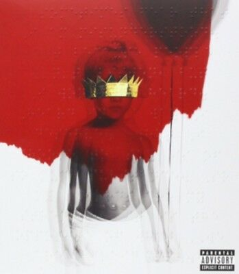 RIHANNA - Anti (Explicit Deluxe Edition) CD *NEW & SEALED*, FAST UK DISPATCH!