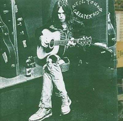 NEIL YOUNG - Greatest Hits CD *NEW & SEALED*