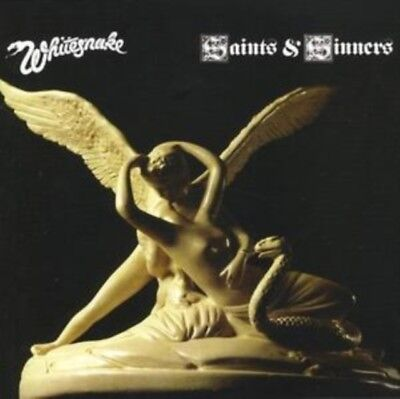WHITESNAKE - Saints And Sinners CD *NEW & SEALED*