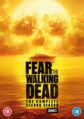 Fear The Walking Dead The Complete Second Season DVD *NEW & SEALED*